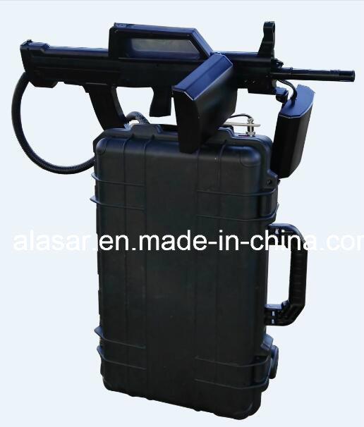 CCTV Radio Jamming System Portable Uav Drone Jammer with Aim at Uav Telescope
