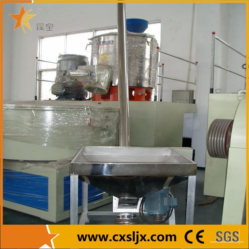 Vertical Heating/Cooling High Speed Plastic Mixer (SRL-Z)