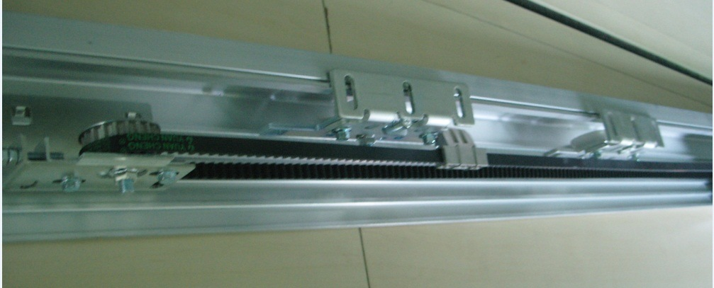 Automatic Sliding Doors Operator System with Subway