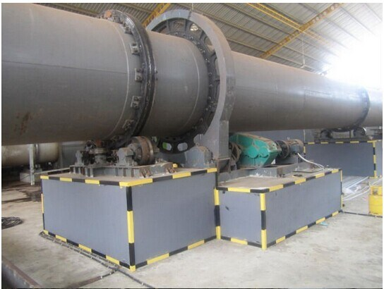 Sand, Benotite Rotary Dryer for Drying Sand
