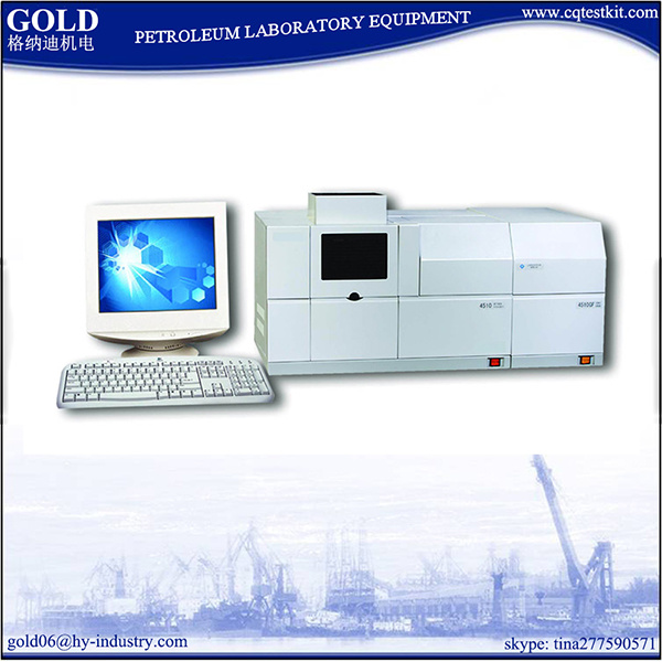 Gd-4530f 8 Elements Testing Simulately Soil Elements Analyzer Aas
