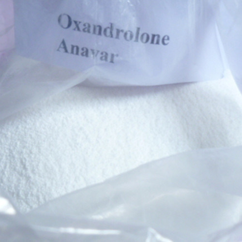 Anabolic Steroid Powder Oxandrolone Anavar 99% Purity