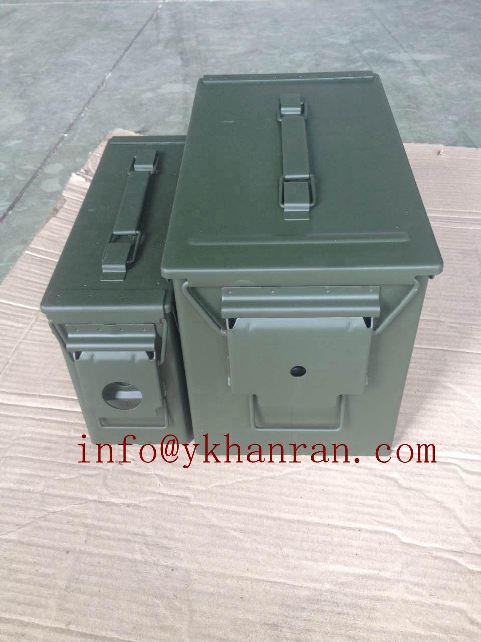 Mil Spec Ammo Box, Ammo Safe Box