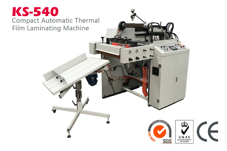 Compact Thermal Film Laminator (KS-540)