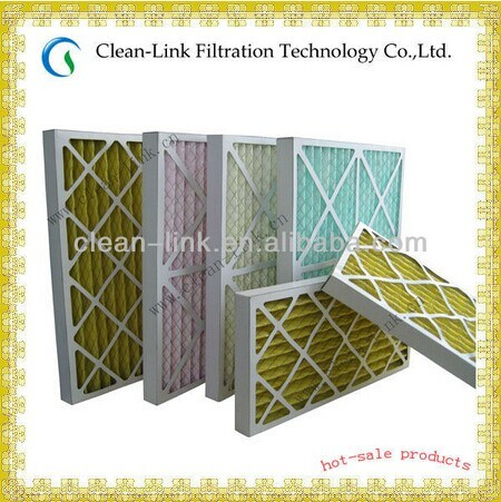 Merv8 AC Furnace Air Filter /Pleated Pre Filter