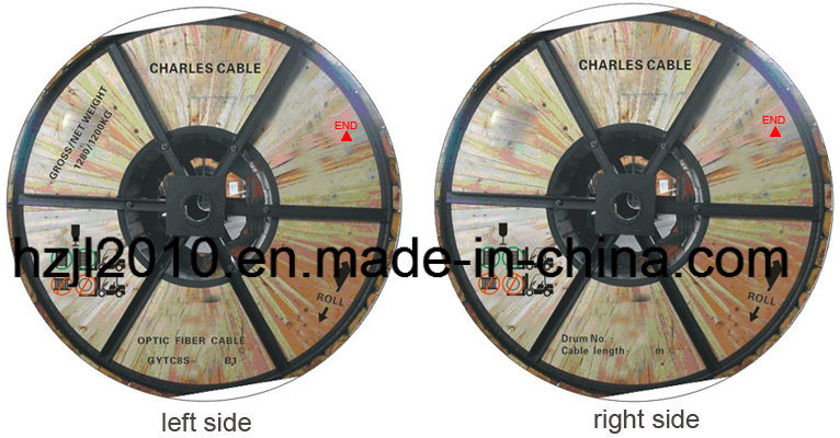Aerial Self Supporting Fiber Optical Cable Made in China