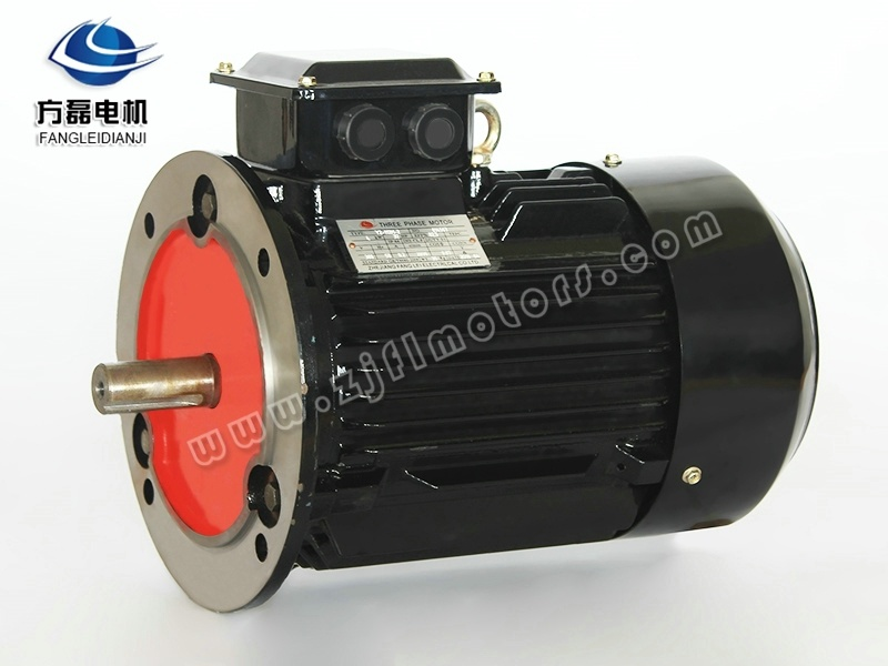 Yx3 Three Phase 3kw Cold Rolled Silicon Steel Aluminium Body Motor