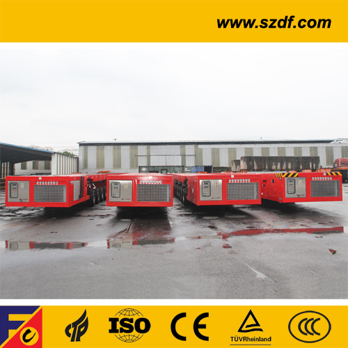 Spmt Self Propelled Modular Trailer /Spmt Transporters /Spmt