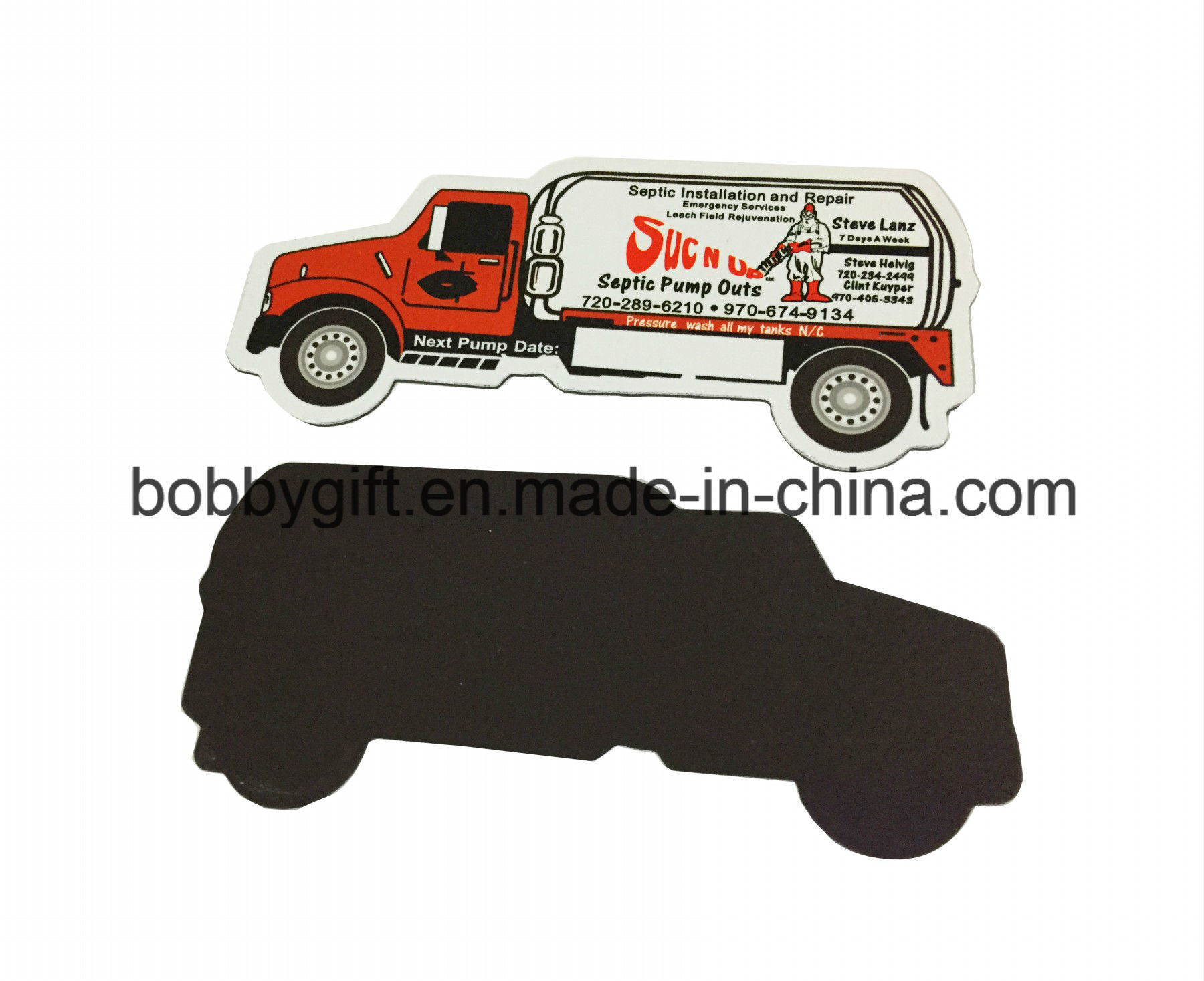 Wholesale Paper Fridge Magnet for Souvenir Gifts