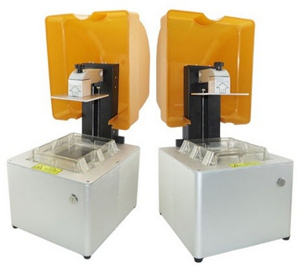 High Precsion Rapid Prototype Manufacturer SLA 3D Printer