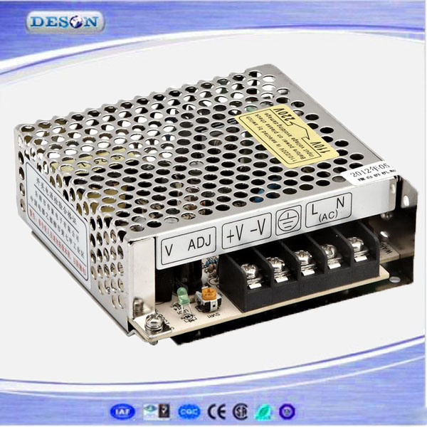 15W Single Output Switched Mode Power Supply