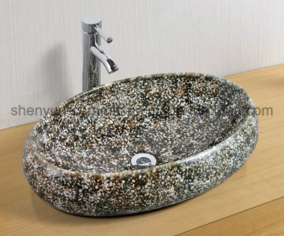 Wash Basin Bathroom Wash Sinks (MG-0045)
