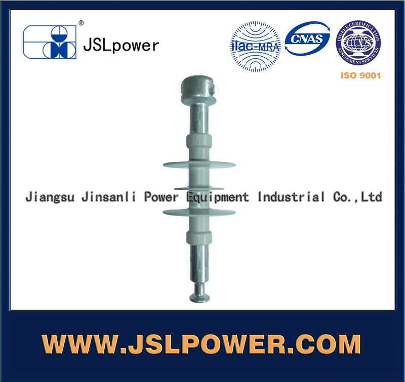 10kv HDPE Modified Polyethylene Suspension Insulator