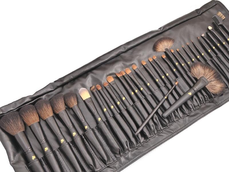 Top Quality Natural Hair 32PCS Makeup Brush