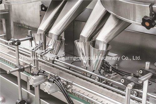 Pharmaceutical High-Speed Mechanical Counting Machine