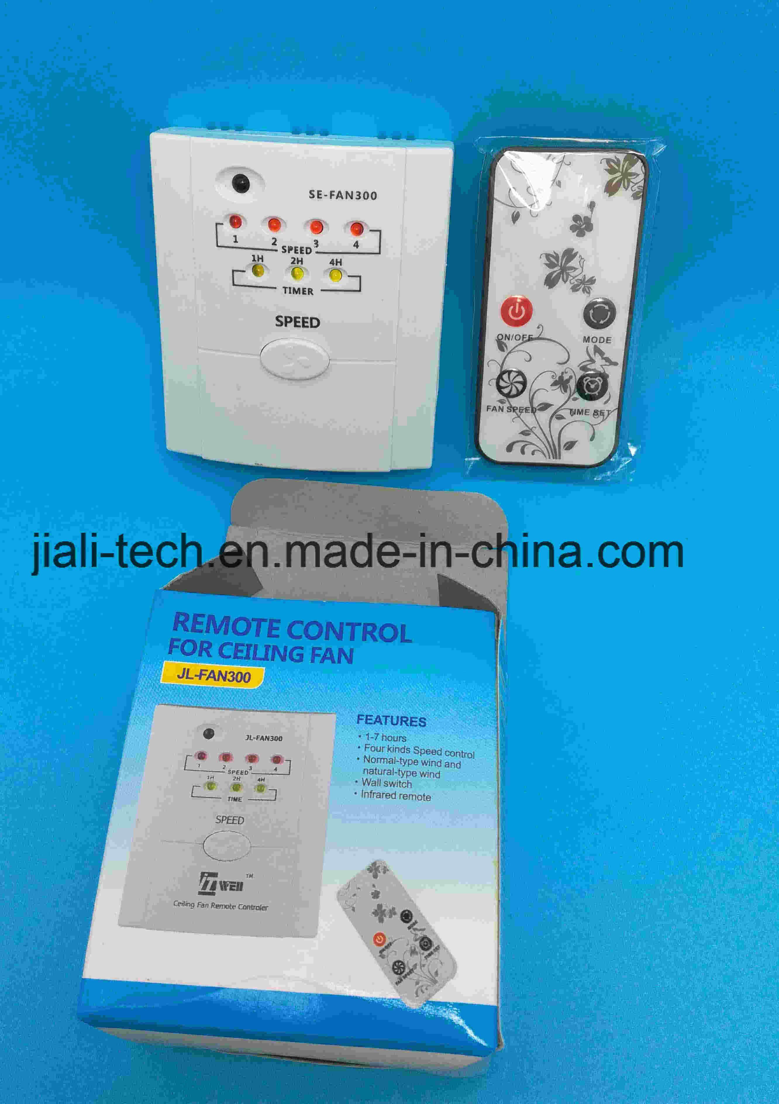 Remote Control Ceiling Fan Regulator Fan300