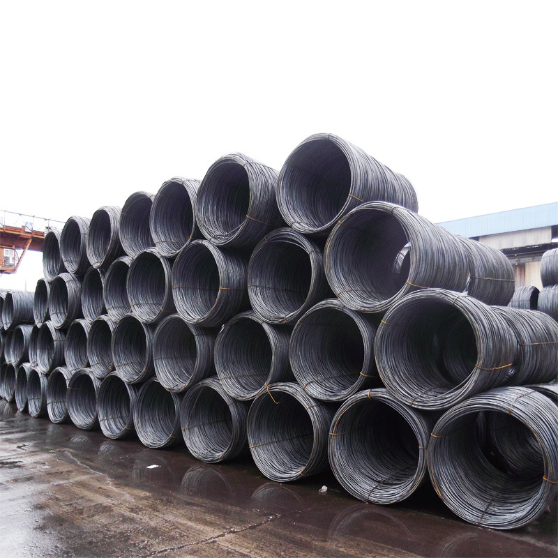 Steel Wire Rod for Cold Drawing Nail Making and Building Material (SAE1006 SAE1008)
