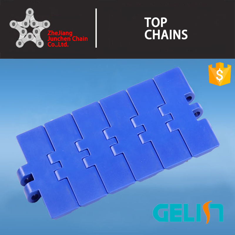 805 Plastic Single Hinge Straight Running Table Top Chain