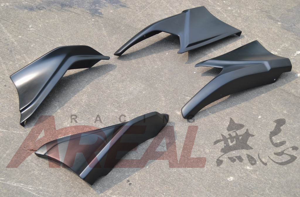 for Honda Civic X 2016 Front and Rear Bumper Corners Lids