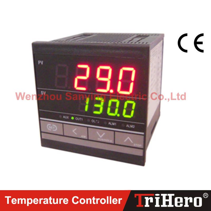 Ramp and Soak Temperature Controller, Programmable Digital Intelligent Pid Temperature Controller