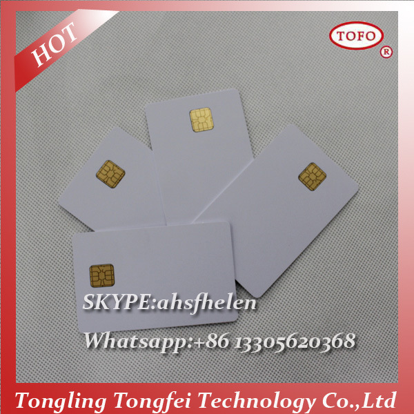 Contact IC Chip Card for Inkjet Printers