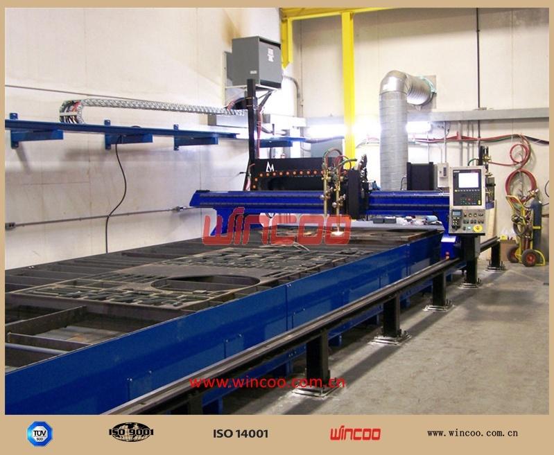 Automatic CNC Cutting Machine/ Steel Structure Fabrication Machine/ Steel Structure Fabrication Line/ Steel Structure Prouction Line