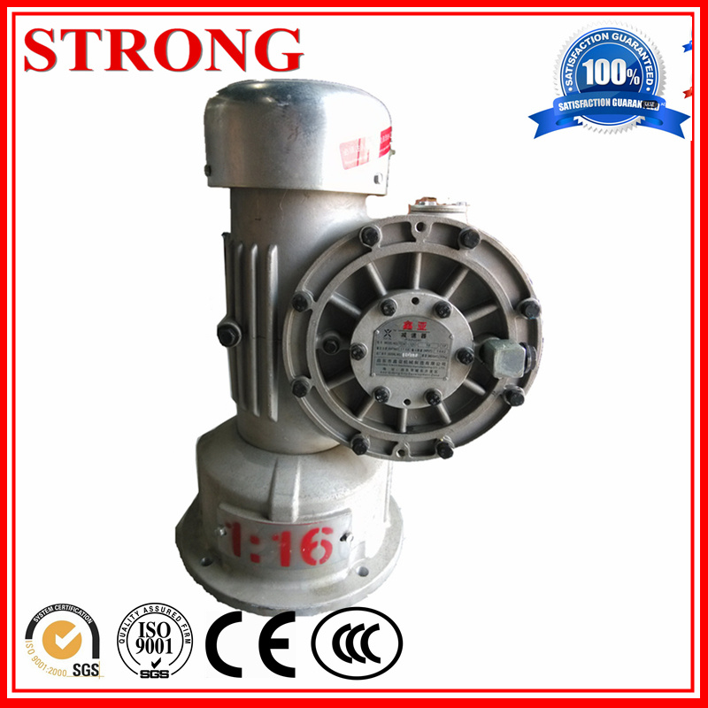 China Manufacture Hoist Motor, Hoist Speed Reducer