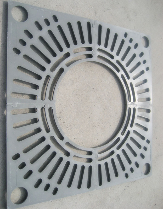 Square Frame Ductile Iron Tree Grating