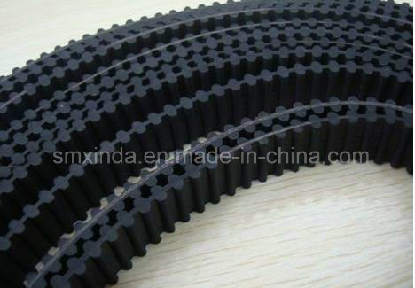 Rubber Timing Belt, Rubber Synchronous Double Belt