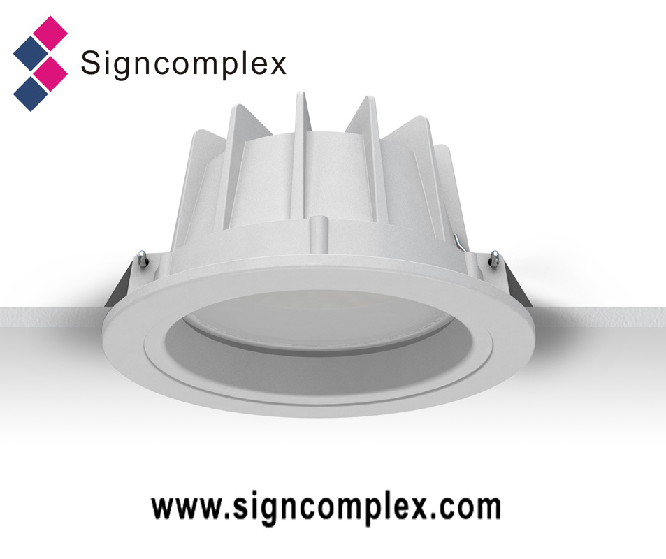 Signcomplex SMD5730 LED Downlight 30W LED Dimmable Downlight