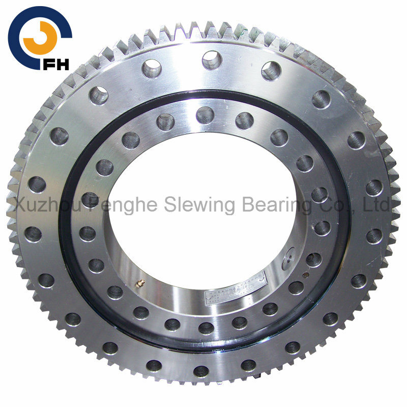 China Slewing Ring, High Quality Slewing Bearing for Conveyer, Komatsu, Hitachi, Kato Crane, Excavator, Construction Machinery Gear Ring