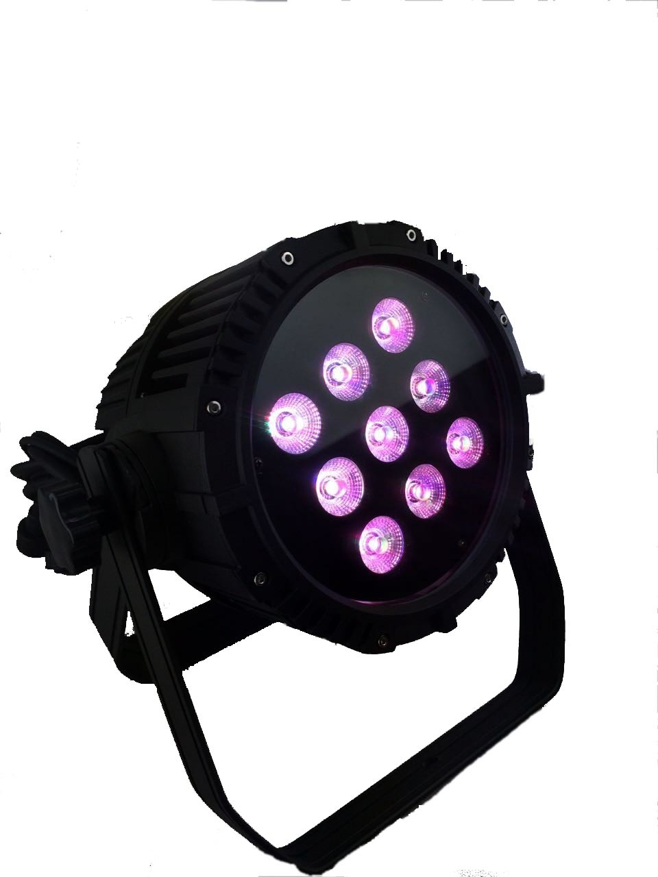 9PCS 5in1 Satge LED PAR Light (HL-025)