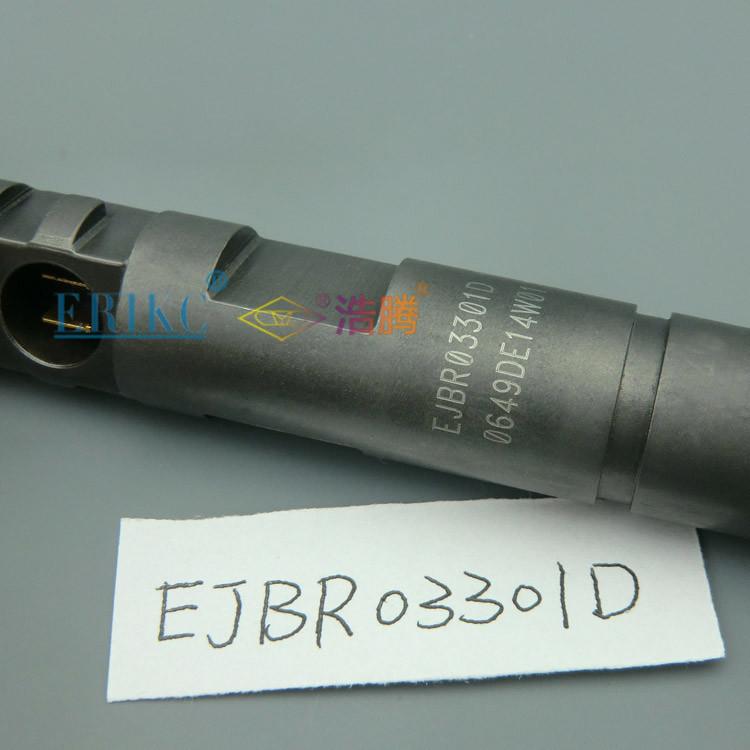 Ejb R03301d Erikc Ejbr03301d Delphi Injector Ejbr0 3301d for Euro 3 Jmc Transit 2.8L Van (114bhp) 4jb1TCI