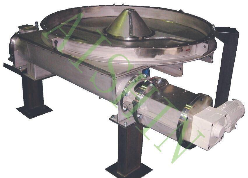 Bin Sweeper/Bin Discharger (feeder)