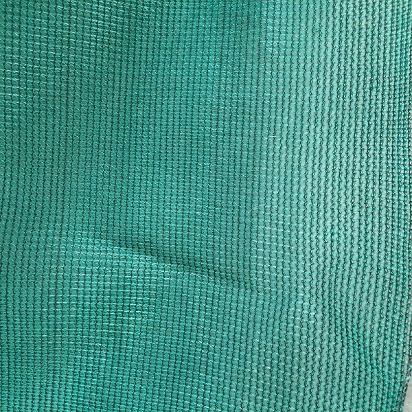 Green HDPE Sun Shade Netting for Agriculture and Outdoor