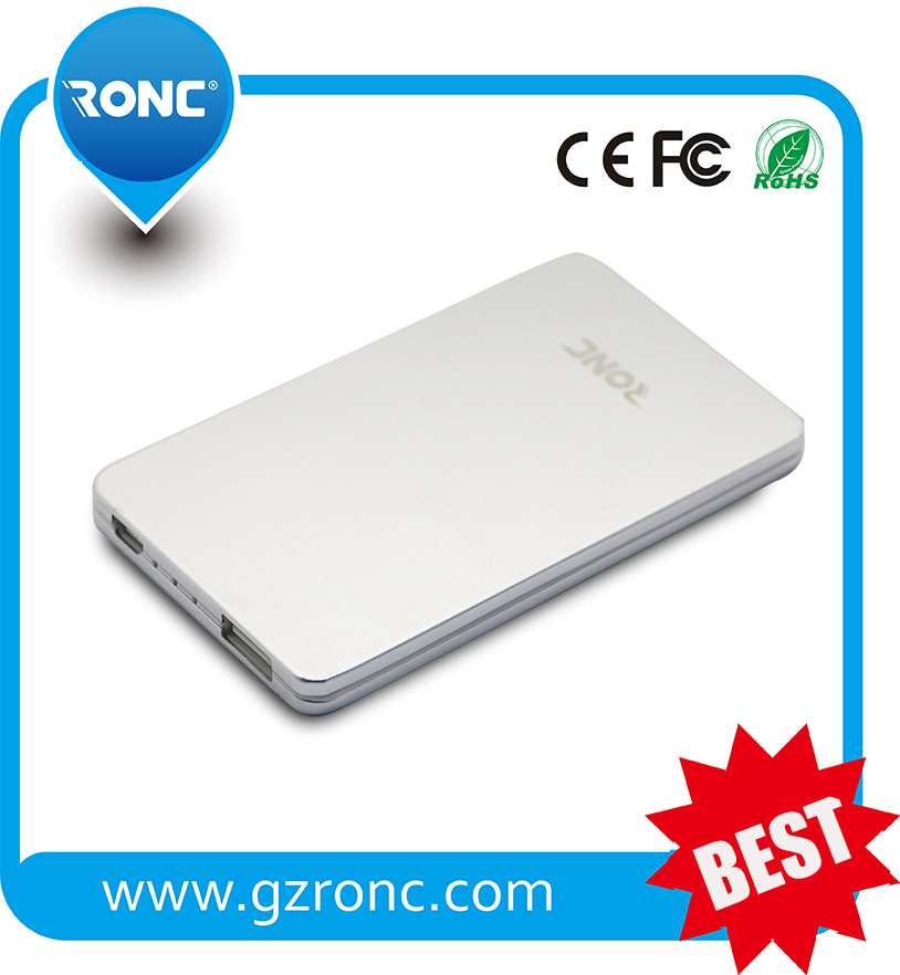 3000mAh Mini Portable Mobile Cell Phone Emergency Charger
