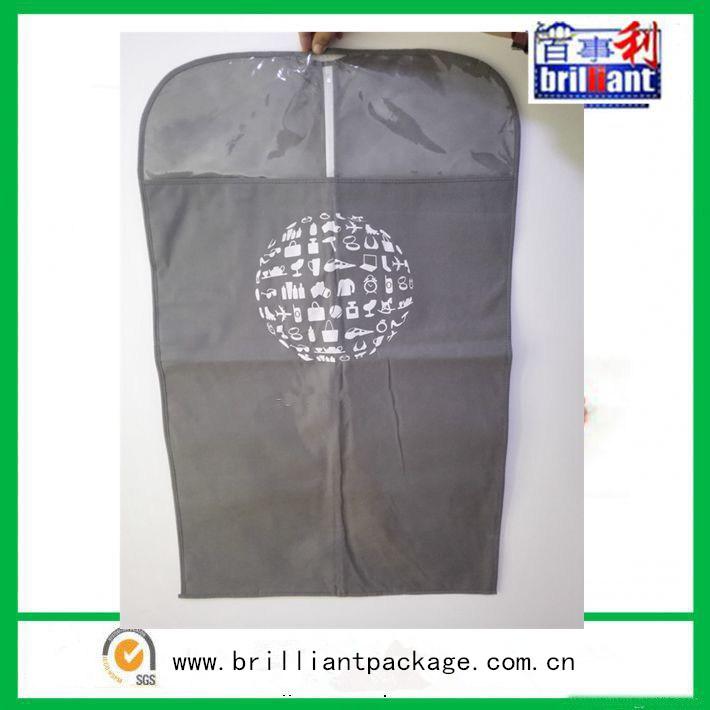 Reusable Non Woven Foldable Garment Bag (B2-7)