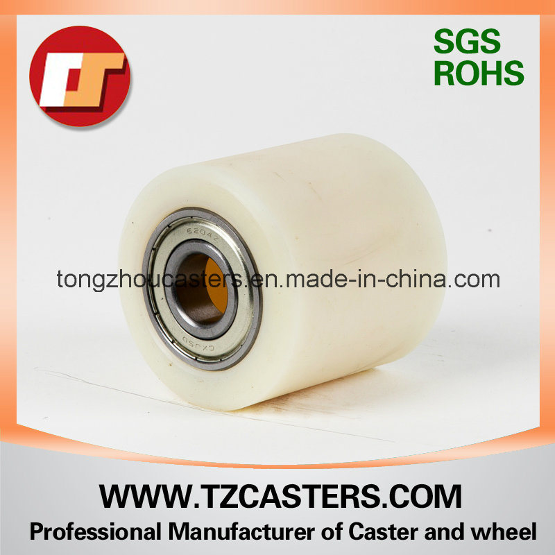 White Nylon Roller 82X70mm