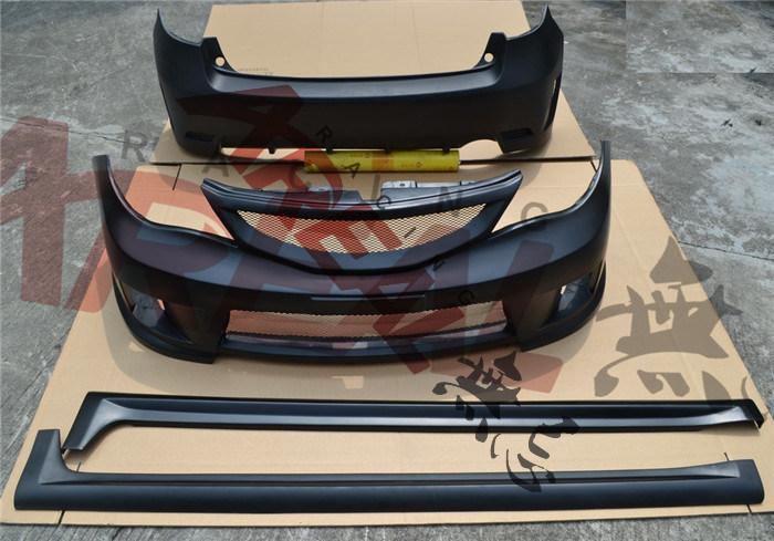 FRP Fiberglass Car Auto Racing Tuning Bodykits