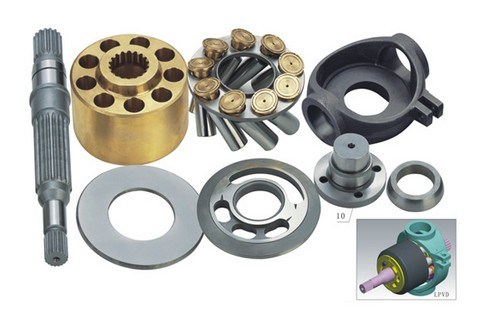 Replacement Hydraulic Piston Pump Parts for Liebbheer Lpvd45 Repair or Remanufacture