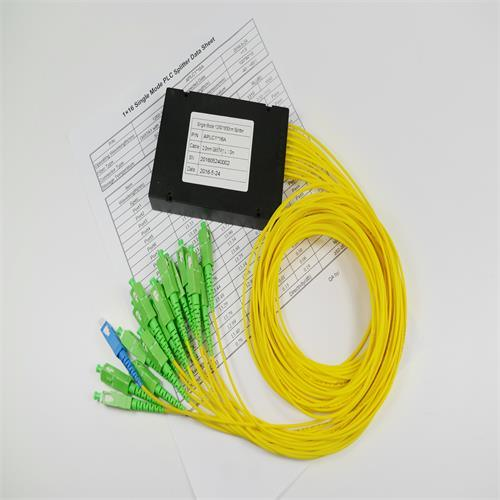 1 X 32 Modular ABS Box Type PLC Fibre Optic Splitter