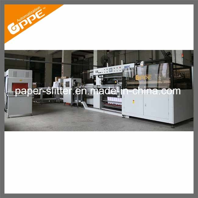 Cash Register Paper Printing Machine