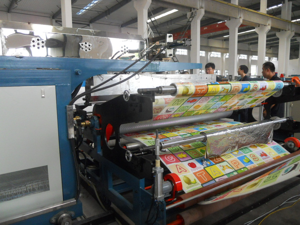 EPE Baby Mat Making Machine