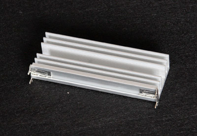 Aluminium Alloy Electronic Heat Sink