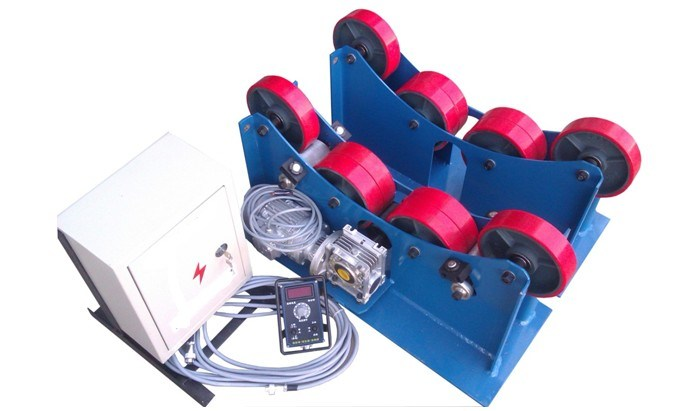 Ce Approved Welding Rollers Hdtr-3000 for Girth Welding
