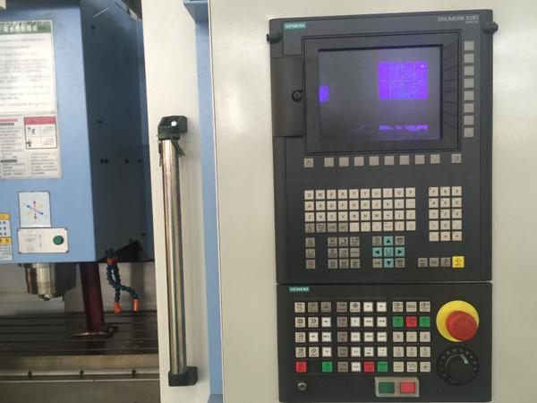 Most Popular High Speed Vertical Milling Machine