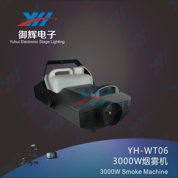 3000W Smoke Machine Remote Control Fogger, Stage Fog Machine