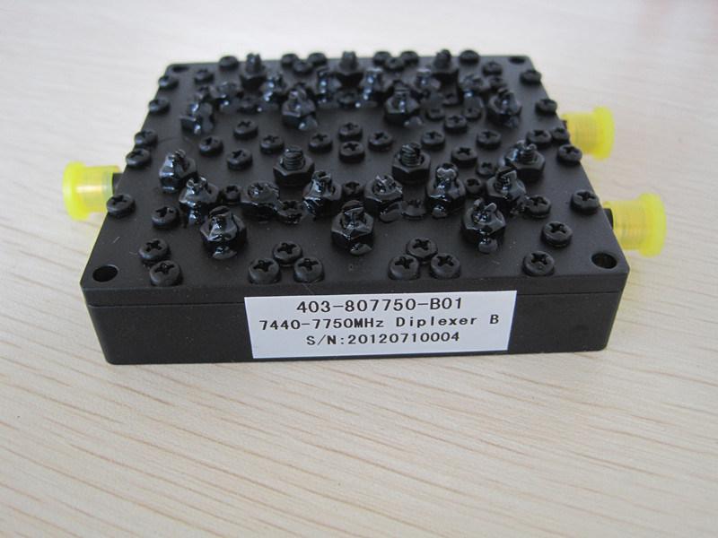 CDMA, UMTS, Cavity Duplexer/Diplexer