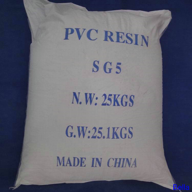 Polyvinyl Chloride Resin PVC Resin K Value 67