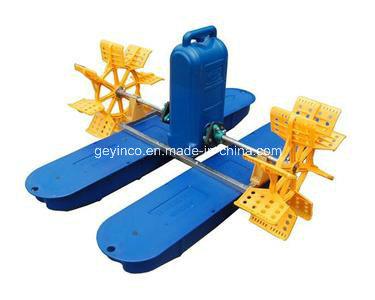 1HP 2 PCS Impeller Paddle Wheel Aerator (YC-0.75)